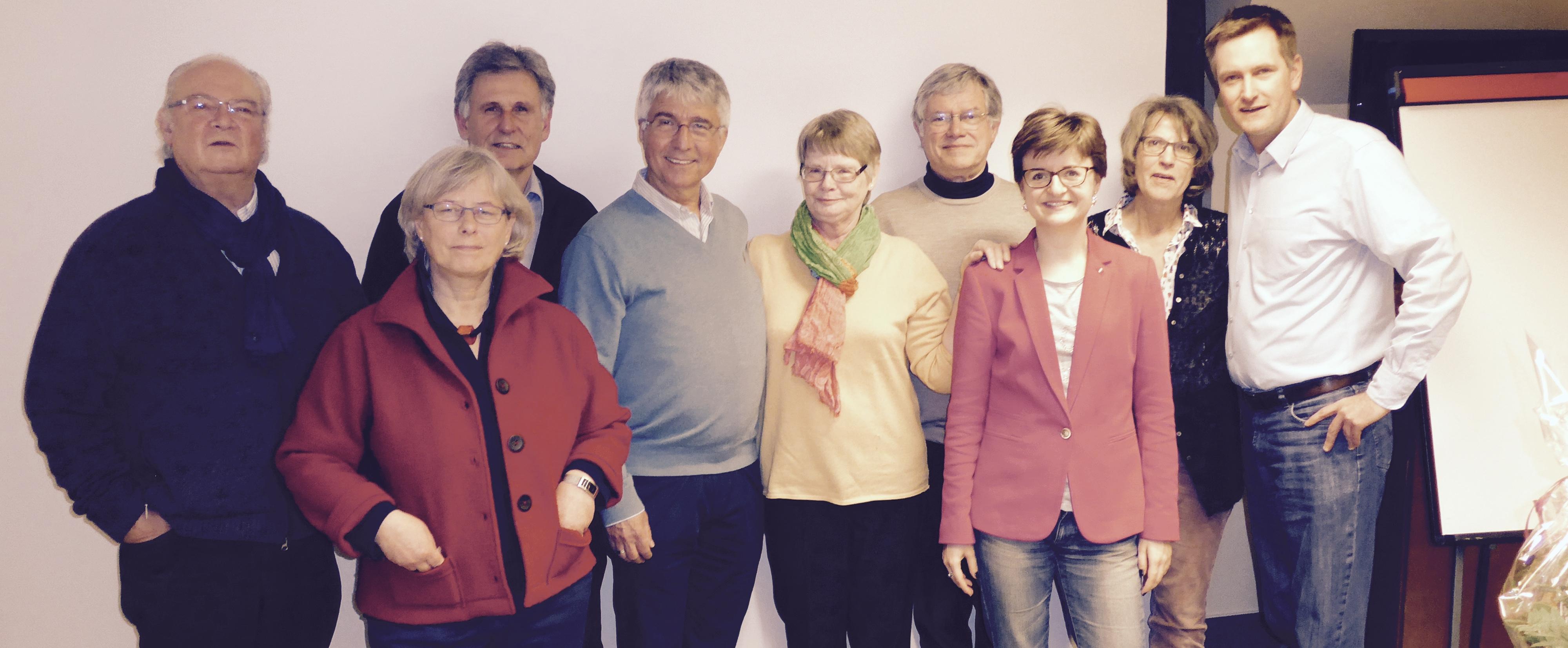 Vorstand des Fördervereins des Kinderzentrums Bremen e. V.